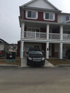 Harbour landing 3 Bedroom 1.5 Bathroom- Availabl  immediately