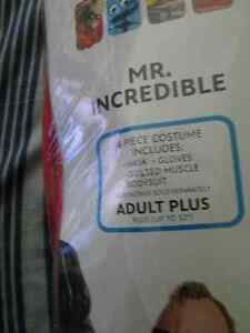 Mr. Incredible Plus Size Costume London Ontario image 2