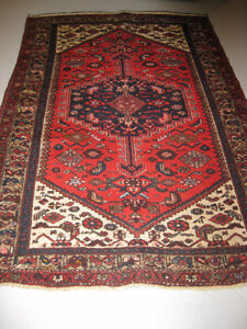 PERSIAN RUG aHamedan/qashqa district, not used Beautiful Colours