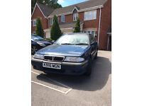 Rover 400 for sale PARTS OR REPAIR