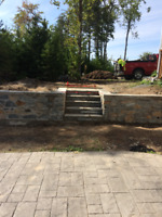 Stone Wall  Building And Repairs