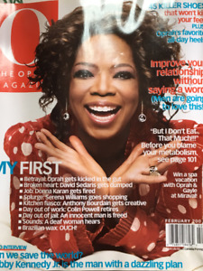 Oprah Magazines NEW NEVER BEEN READ (Older Years)