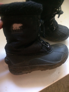 Sorel - Youth winter boots, size 1