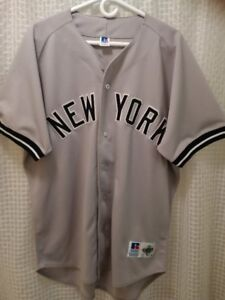 Yankees Jersey - # 7 Mickey Mantle - Size 48 (XL) - Like New