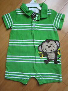 Boys Summer Outfits - 3 Mths London Ontario image 9