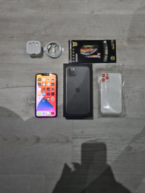 Iphone 11 Pro Max Bundle Unlocked 64GB Grey I Phone Eleven