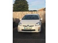 Toyota Prius Tspirit 2010 PCO register, ready for Rent / Hire, weekly £150