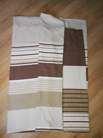 Single bed Brown Duvet cover 190cmx132cm