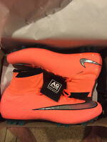 Brand New in box Nike Mercurial Superfly AG Size 10.5 US