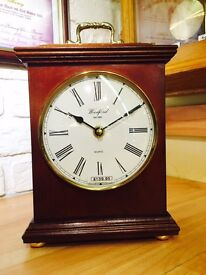 Carriage Mantle Clock (HALF PRICE)