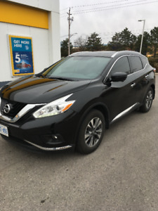 Lease Takeover!! Great Deal!! 2016 Nissan Murano SUV, Crossover