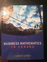 Business Mathematics in Canada