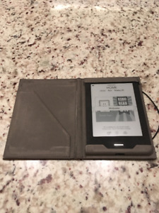 Free Kobo ereader and case