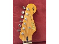Squier Stratocaster Simon Neil Signature