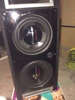 Pioneer campion series subwoofer