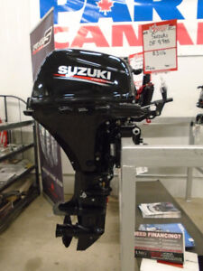 SUZUKI OUTBOARDS @RIVERCITY CYCLE PROMO 6 YEAR WARRANTY!!