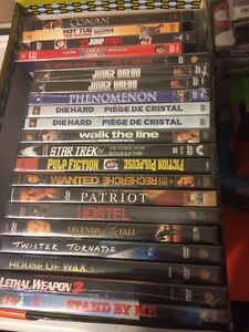 New dvds $7 each