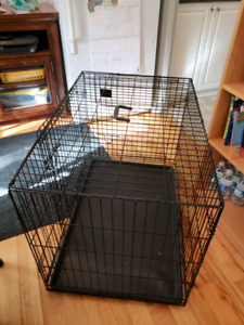 Large dog kennel crate - perfect conditoon