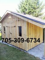 Garden Sheds and Outhouses