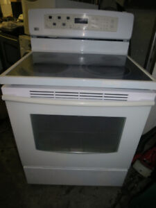 LG Glass Top Convection Self Clean Stove