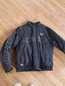 Men's ski doo jacket  medium size