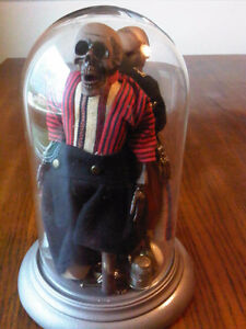 Preserved House Gnomes Occult Haunted Artifact Horror Prop