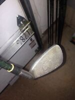 Used king cobra jr golf iron set