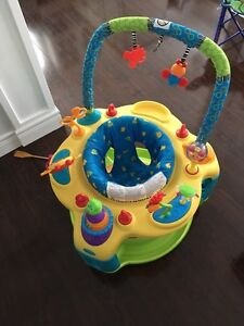 Baby saucer/bouncy chair