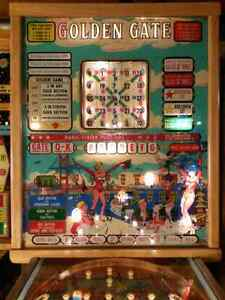 Bally Bingo Pinball machine CASH PAID Gatineau Ottawa / Gatineau Area image 1