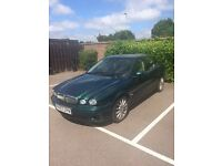 2007 Jaguar X-Type 2.0 Manual Diesel