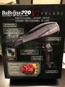Babyliss Black V1 Volare Professional Hair Dryer Full-size West Island Greater Montréal image 1