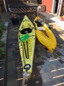 Kayaks, Excellent condition