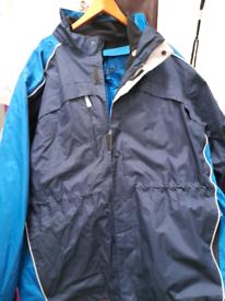 Mens Snowdonia waterproof jacket size 2XL52/54