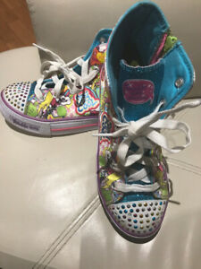 Light-up Girls Skechers Sneaker