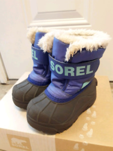 Sorel Snow Commander Snow Boots US7
