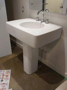 Pedestal Vanity with Faucet  Blanco UK