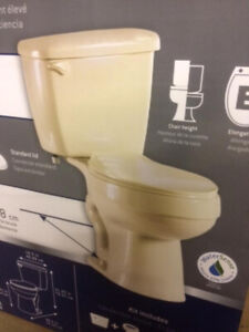 For sale:  Brand new toilet