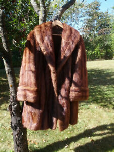 Mink Coat ---REDUCED PRICE