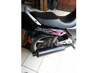 WANTED Honda CB500 Luggage / Rack / Panniers