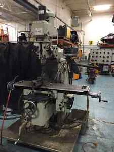 Complete Machine Shop For Sale
