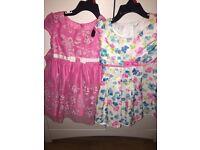 Bargain! 2 stunning dresses- Age 2T