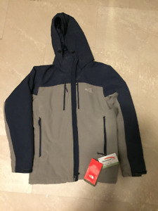 Never worn (with tags) North Face Men's winter jacket