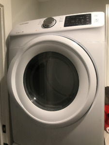 Brand new Samsung high end washer & Dryer
