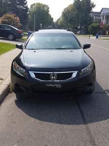 2008 Honda Accord Coupe (First owner, negotiable)