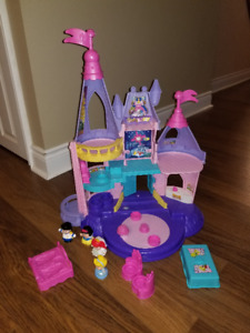 TOYS - Little people, V-tech, Princess, Disney