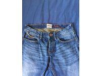 Men's superdry jeans for sale!