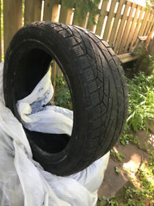4 PIRELLI WINTER TIRES