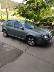 2009 Volkswagen Golf Hatchback
