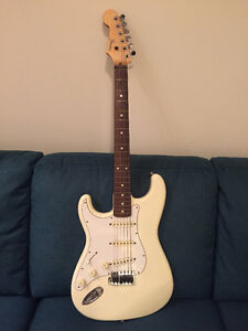 Fender Stratocaster, Japanese made, 1995 vintage, Lefty Left