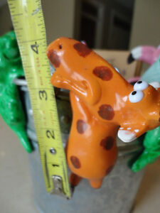 New Pot Peepers & Plant Stake for your potted plants - Ceramic Kitchener / Waterloo Kitchener Area image 5